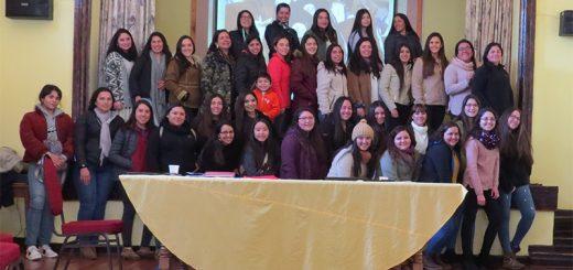 La Agrupación Femenina Centro-Sur
